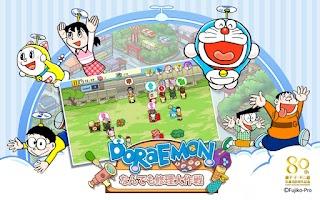 Screenshot of Doraemon Repair Shop