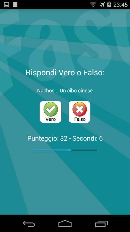 Fast Quiz, Gli Enigmi Rapidi - screenshot