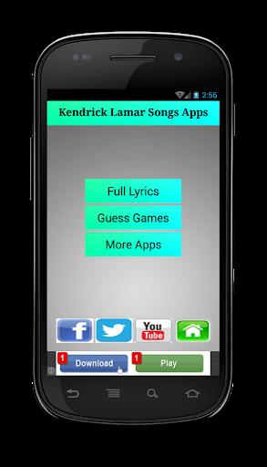 【免費音樂App】Kendrick Lamar Album-APP點子