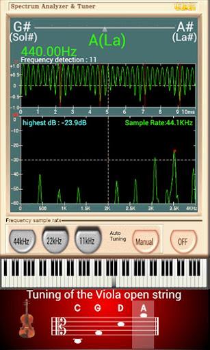 スペクトルチューナープロ|玩工具App免費|玩APPs