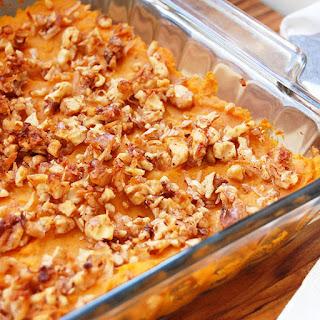 Sweet Potato Paleo Casserole