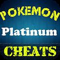 Cheat Codes Pokémon Platinum icon