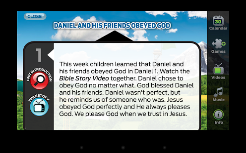 The Gospel Project: Kids- screenshot thumbnail