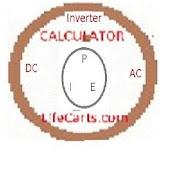 Inverter Calc
