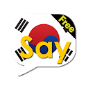 Say Korean Free(Learn&Speak) logo