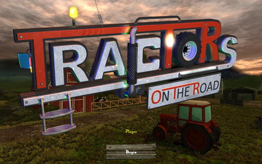 Tractors - On The Road