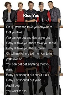 One Direction Top Song Karaoke - screenshot thumbnail