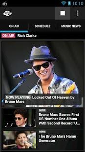 Capital FM Radio App - screenshot thumbnail