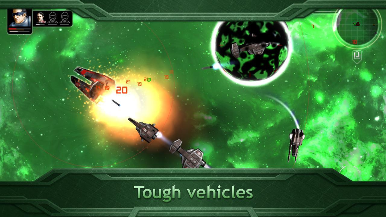 Plancon: Space Conflict screenshot #2