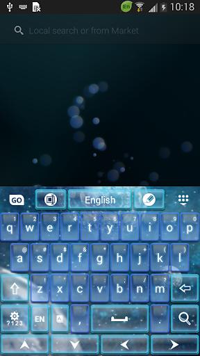 外層空間鍵盤