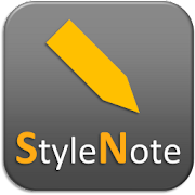 App StyleNote Notes & Memos APK for Windows Phone