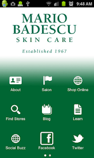 Mario Badescu Skin Care - screenshot thumbnail