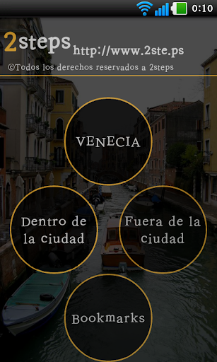 Audio guía Venecia