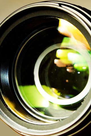 카메라 렌즈 퍼즐