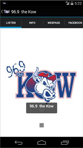 96.9 the Kow