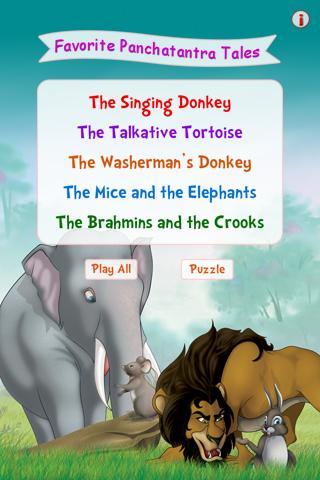 Favorite Panchatantra Tales