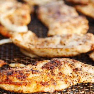 KFC Kentucky Grilled Chicken.