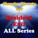 Resident Evil All Cheats Free icon
