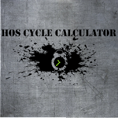 2013 HOS Calculator