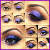 Eye MakeUp (Step by Step)