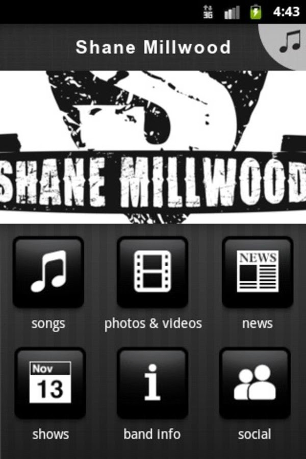 Shane Millwood - screenshot