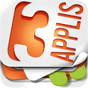 3 applis icon