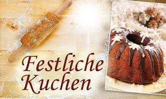 Screenshot of Kuchen backen - Kuchenrezepte
