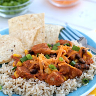 Creamy Mexican Chicken Skillet Dinner #chickendotca
