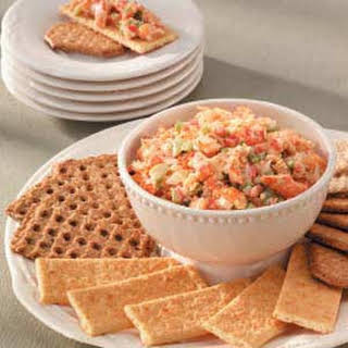 Chunky Crawfish Spread.
