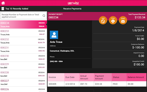 UnitWise:Mary Kay Business App- screenshot thumbnail