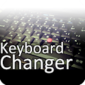 Keyboard changer(widget) icon