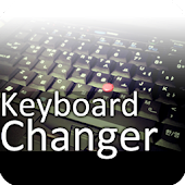 Keyboard changer(widget)