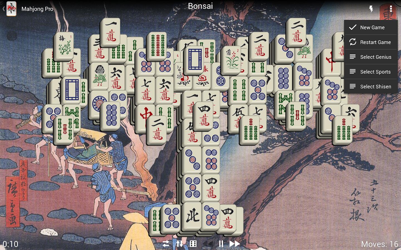 Mahjong Pro - screenshot