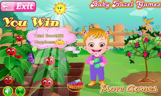 Baby Hazel Gardening Time 休閒 App-癮科技App