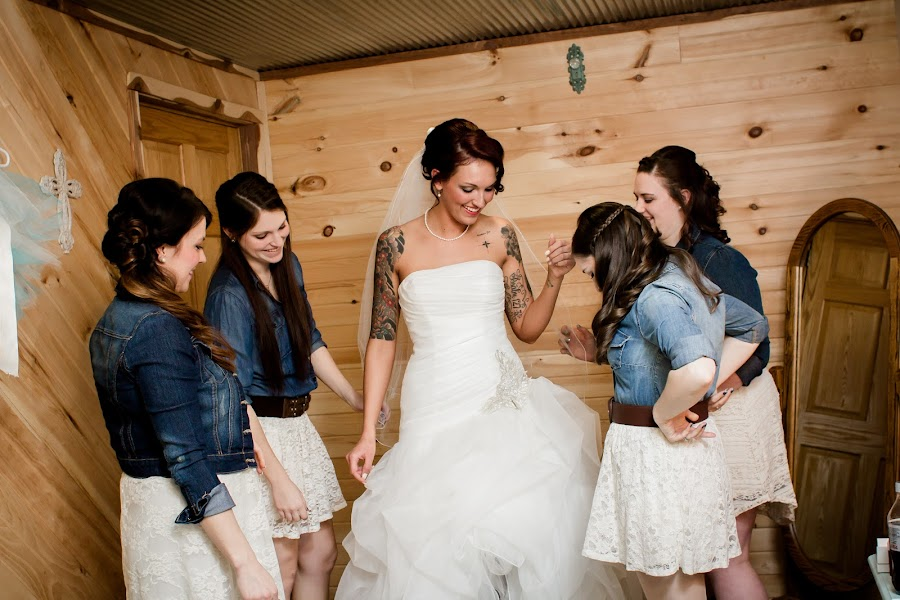 Almost Time by Jessica Yahn - Wedding Getting Ready ( bridesmaids, wedding photography, country wedding, wedding, bride, rustic wedding )