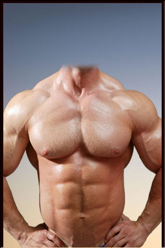 BodyBuider Photo Montage