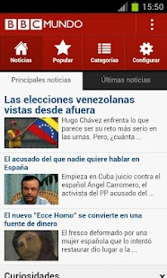 BBC Mundo - screenshot thumbnail