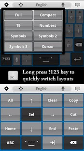 Super Keyboard Pro - screenshot thumbnail