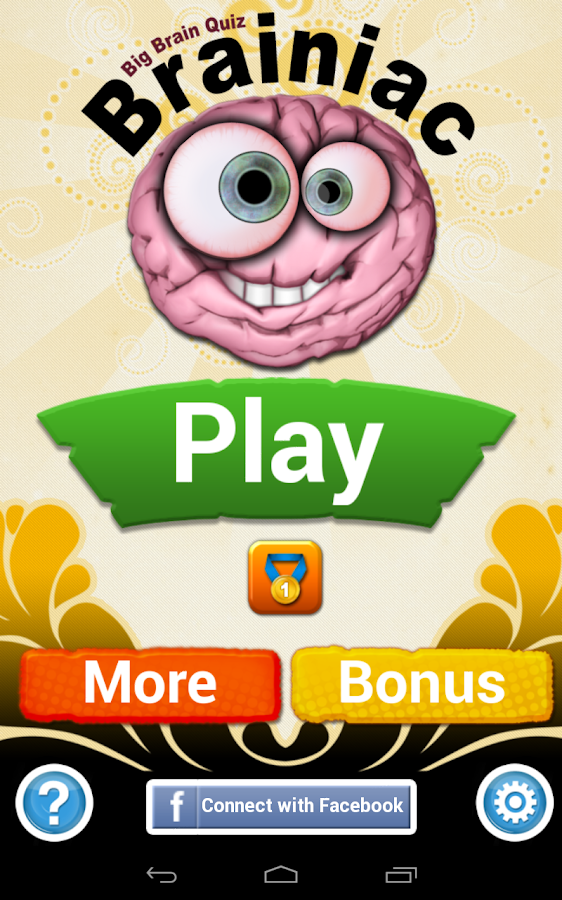 Big Brain Quiz Brainiac - screenshot