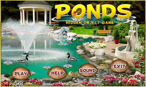 Ponds Free Hidden Object Games