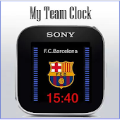 My Team Clock for SmartWatch