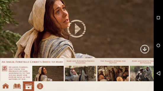 Bible Videos- screenshot thumbnail
