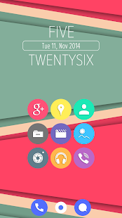 Sorus - Icon Pack - screenshot