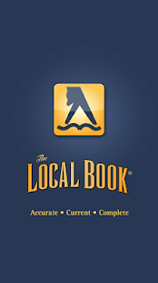 The Local Book Yellow Pages- screenshot thumbnail