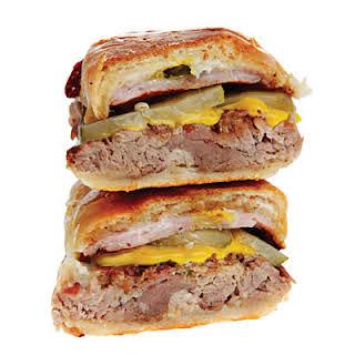 Cubano (Cuban Ham and Cheese Sandwich).