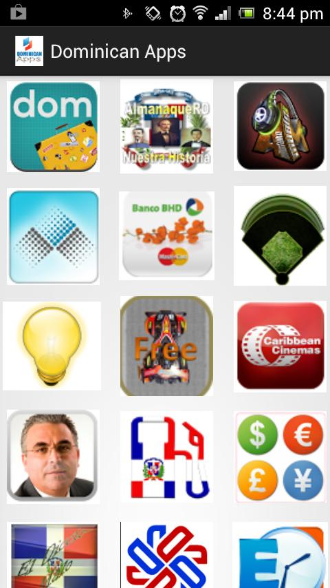 Dominican Apps - screenshot
