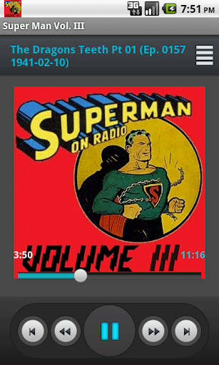 Superman Old Time Radio V003