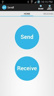 Send! | File Transfer - screenshot thumbnail