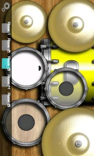 DroiDrum Pro - a pro drum set - screenshot thumbnail