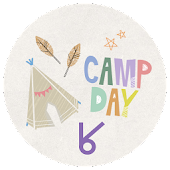 camp day_ATOM spring theme